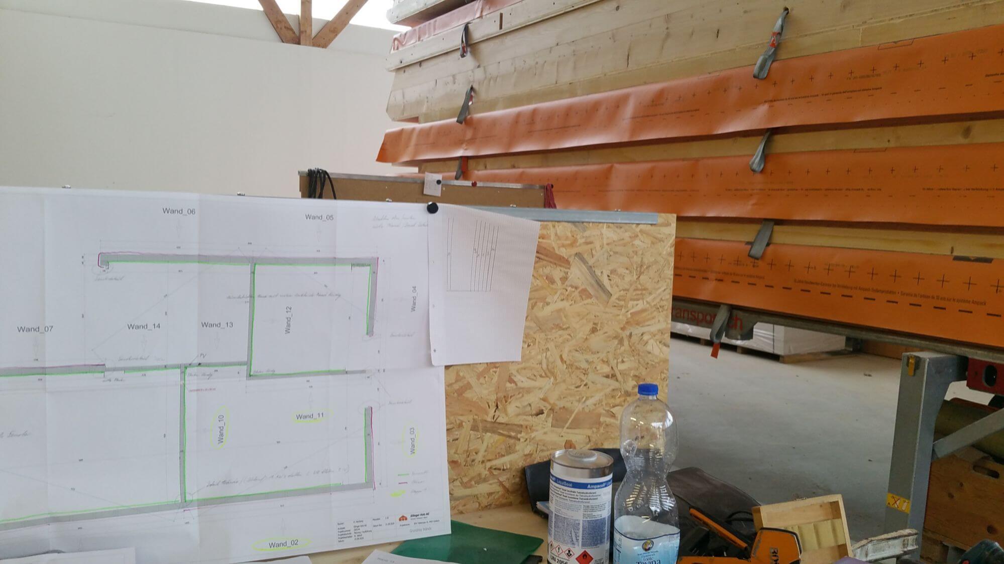 Eilinger Holz Ausführungsplanung
