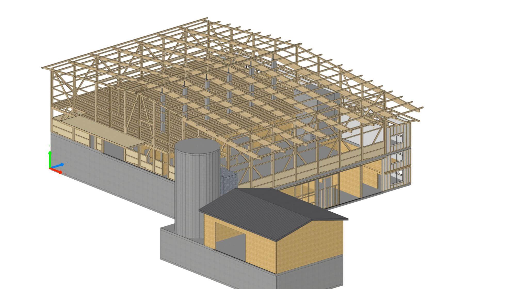Eilinger Holz Gesamtprojektleitung